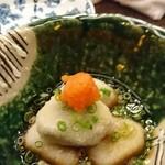 設楽 - 1810板さんの腕がわかる海老芋