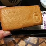 タリーズコーヒー - タリーズレーズンサンド210円