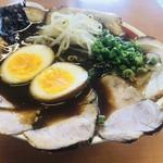 95389288 - Wチャーシュー麺(特)