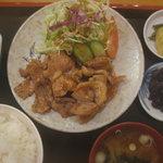 モンブラン - 焼肉定食1300円