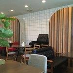 南方カフェ mamipanstore - 内観写真: