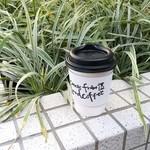 カムズ フロム グッド コーヒー - クイックブリュー。20181028 豆はシティローストブレンド。浅すぎず意外としっかりお味、おいしい♡