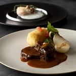 鉄板焼・愛宕 - 季節のおすすめディナー