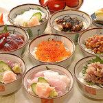 こうげん寿し - 平日限定20食ランチ1200円