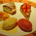 レ・セレブリテ - デザート