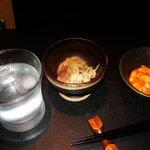 KOU - 焼酎&前菜