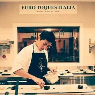 イタリアのミシュラン2星で副料理長を2年間務める・シェフ小川