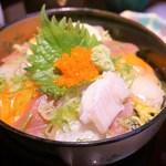 京いろめし 洛匠 - 旬のお刺身を味わえる海鮮丼
