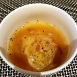 hache - オニオンスープ