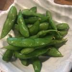 山新 - 枝豆です。