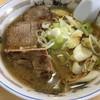 長八 - 料理写真:ネギチャーシュー麺