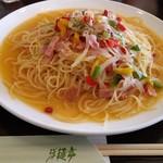 洋麺亭 - ペペロンチーノ M size