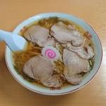 三吉屋 - 叉焼麺(肉そば)700円