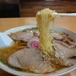 三吉屋 - 叉焼麺
