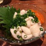Soffa Tokyo - 白子ポン酢