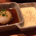 Soffa Tokyo - ポン酢+チーズベースのタレ