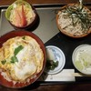 川蝉そば割烹 - 料理写真:大関どん