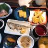 鯉太郎 - 料理写真:昼定食(950円税込)イワシの塩焼き