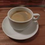 隠れ家の蓄音機カフェ - ドリンク写真: