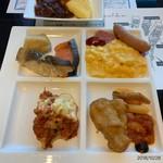 レストラン&バー「SKY J」 - 御料理