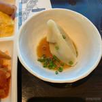 レストラン&バー「SKY J」 - 羊の水餃子