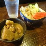 居酒屋侍 - サラダと小鉢