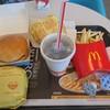 マクドナルド - 料理写真:全体図。