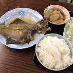 お食事処 みず - 単品  カレイ煮  ¥350