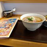 つけ蕎麦 中華蕎麦 尚念 - 鑑賞後の飯~☆