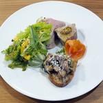 オンベリーコ - 前菜