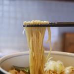 麺処 びぎ屋 - ストレート中細