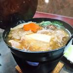 馬上豊寿司 - 料理写真:ちゃんこ鍋