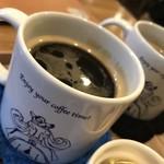Ants' coffee company - ホットコーヒー¥350(税込)