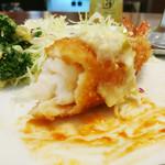 八千代味清 - コリッとした美味しい海老です