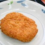 うわさの麺蔵 - コロッケ