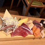 神山町魚金 -
