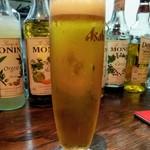 イル チェーロ - 生ビール500円(税込み)