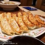餃子の王将 - 料理写真:ダブル餃子定食¥800