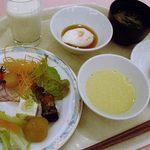 ゆうばりホテルシューパロ - ワタクシの取った料理