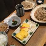 わきもと - 出汁巻き玉子定食