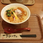 ひよこプリン - 料理写真:坦々麺(900円)