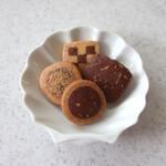 ちんすこう本舗 新垣菓子店 - 西洋のクッキー