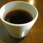 エンバンクメントコーヒー - フランシスコ・アルバラド