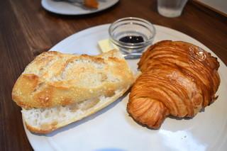 ル・プレジール・デュ・パン - 朝食Bセット
