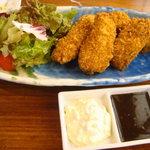 Gyoshouan - 中島の牡蠣フライ
