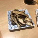 鐵板キッチン - きのこソテー