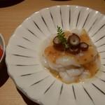 95432677 - メニュー外の蛸カルパッチョ950円!!!