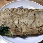 宮園苑 - 料理写真:写真が美味しくなさそうで申し訳ない(´・_・`)