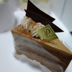 パティスリー ヨシザワ - チョコ生ケーキ