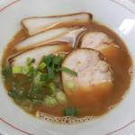 中華そば まる乃 - 料理写真:鶏骨中華そば 、肉増し